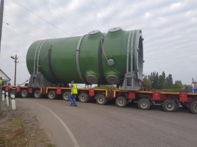 В Воронежской области побывал опасный объект