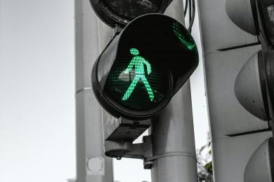 Автомобилистка сбила женщину на пешеходном переходе в Воронеже