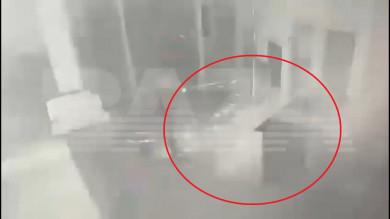 Появилось видео со вторым взрывом в отделе полиции под Воронежем