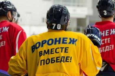 Хоккеисты «Бурана» выиграли первый домашний матч в сезоне