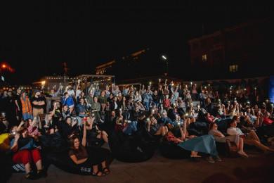 В эти выходные в Воронеже пройдет Фестиваль уличного кино