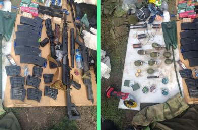 Стало известно, какое оружие нашли в машине воронежского подрывника
