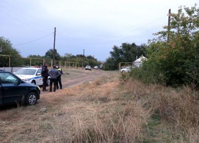 Взрывотехники разминировали дом подозреваемого в подрыве отдела полиции и в тройном убийстве