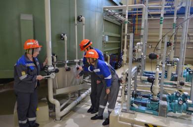 На Нововоронежской АЭС модернизировали систему химводоочистки