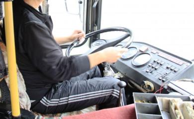 Маршрутчика без прав поймали в Воронеже
