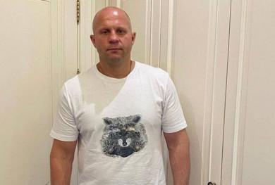Бойца Фёдора Емельяненко зачислили в магистратуру воронежского вуза