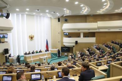Сенатор Сергей Лукин: «Важно, чтобы все регионы воспользовались возможностью прорывного развития инфраструктуры»