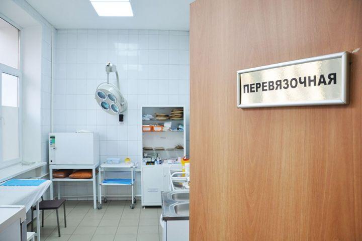 Данковскую районную поликлинику капитально отремонтируют