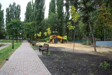 В Воронеже дополнительно высадят 697 деревьев