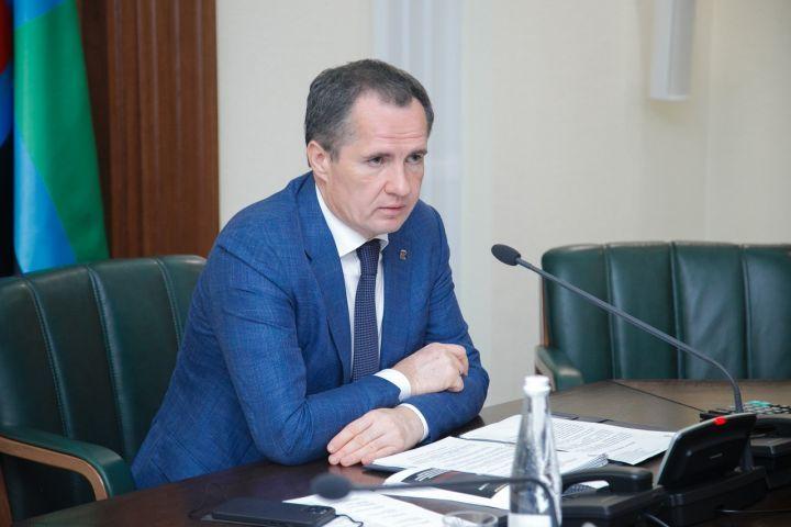 Белгородский губернатор выбрал неудачный день для инаугурации
