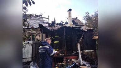 Двое мужчин и 5-летний мальчик погибли во время пожара в Воронеже