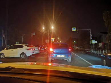«Шишкова так и будет мёртво стоять»: воронежцы пожаловались на неработающий светофор