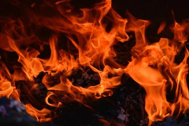 Загорелась детская школа искусств в Воронежской области
