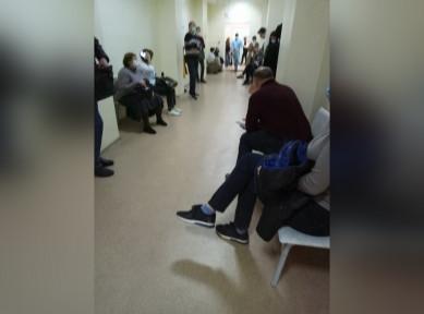 «Это какой-то ад»: воронежцы опять пожаловались наочереди в поликлиниках