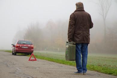 Мужчина украл камеру, снявшую, как он сливал топливо в Воронежской области