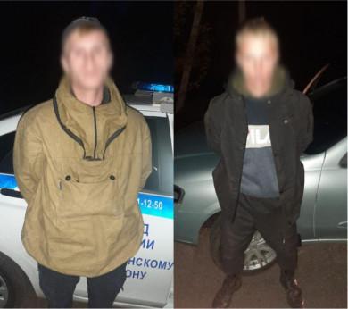 Группу из5 подозреваемых в серии краж с дачных участков задержали подВоронежем