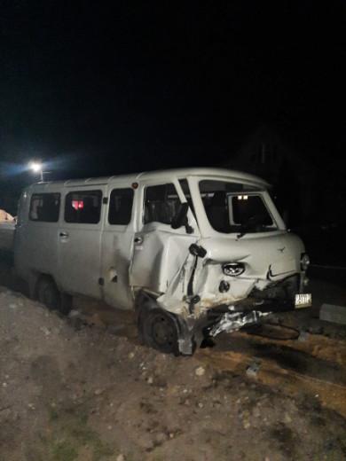Четыре человека пострадали в ДТП с УАЗом в Воронежской области