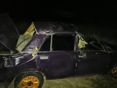 В Воронежской области пьяная автомобилистка устроила ДТП с двумя пострадавшими