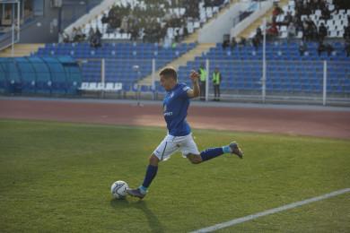 «Факел» выиграл у «Волгаря» и вернулся в четвёрку лидеров ФНЛ