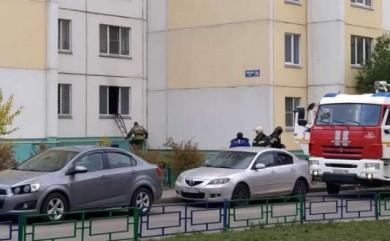 Труп в копоти нашли возле дома в Воронеже