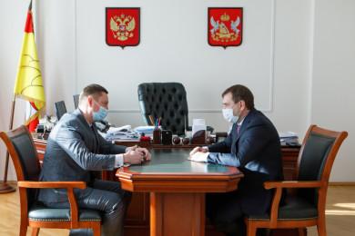 В Воронежской области предполагается расширить участие малого бизнеса в госзакупках