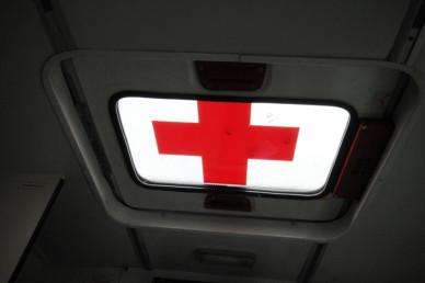 В Воронежской области пешеход попал под грузовик и чудом выжил
