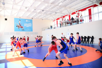 В 2022 году в Воронежской области на госпрограмму «Развитие физкультуры и спорта» предварительно запланировано более 1,5 млрд рублей