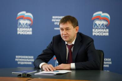 С вопросами по теме ЖКХ обратились избиратели к председателю Воронежской Облдумы