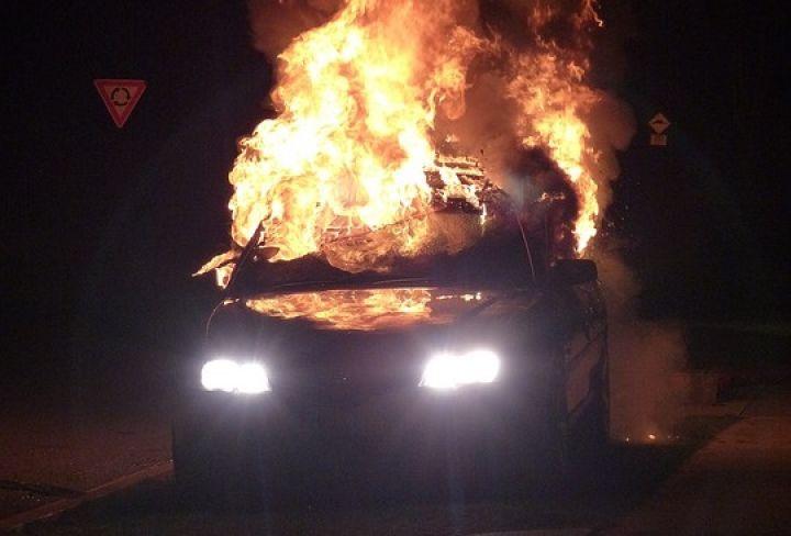 Мужчина заживо сгорел в ДТП в Воронежской области