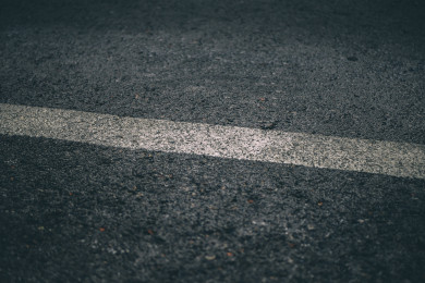 Воронежская полиция ищет водителя, который сбил девушку искрылся