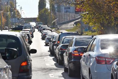 Пробки и открытые магазины: как в Воронеже проходит первый день локдауна