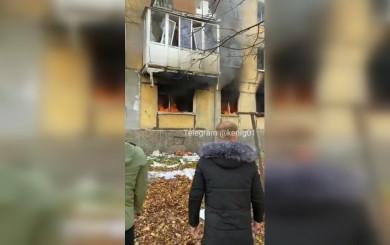 В Балтийске прогремел взрыв — детей бросали из окон пятиэтажки, чтобы спасти