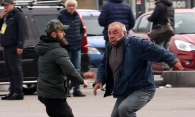 Воронежские таксисты чуть неизбили известного блогера (ВИДЕО)