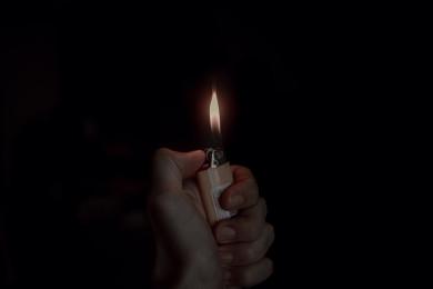 Воронежец сжёг бывшую жену заживо