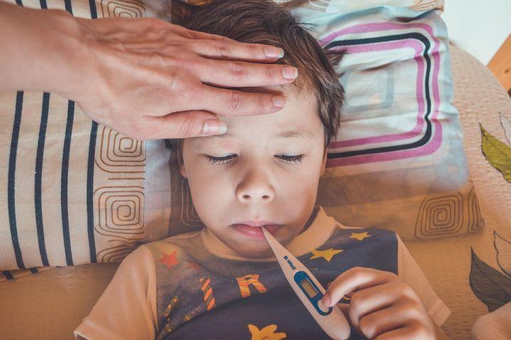 В воронежской детской больнице почти не осталось коек для больных ковидом