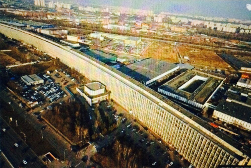 самый длинный дом в москве фото пускатель