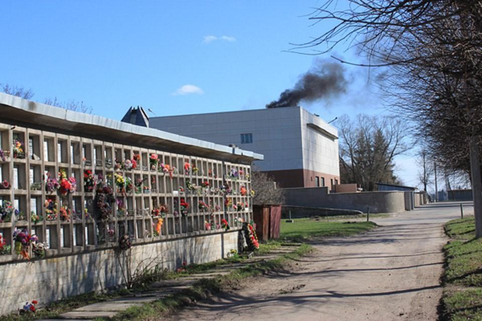 фото из крематория санкт петербург