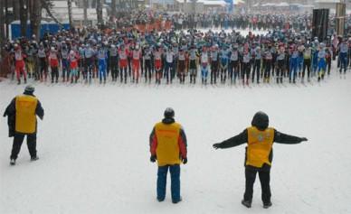 Несмотря на аномальные морозы, «Лыжня России» в Воронеже состоится