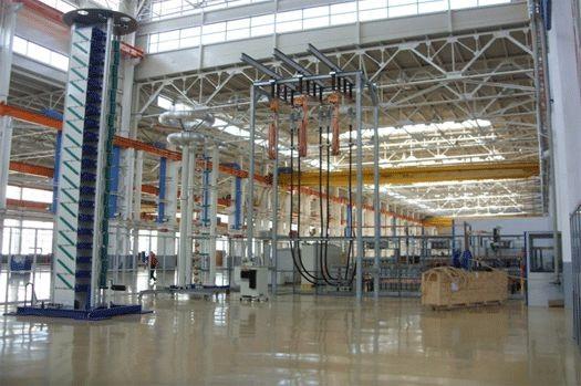 Под Воронежем немецкий концерн Siemens открыл трансформаторный ...