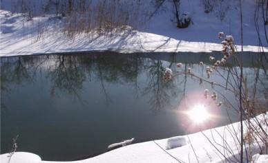 Десяти районам Воронежской области угрожает весенний паводок