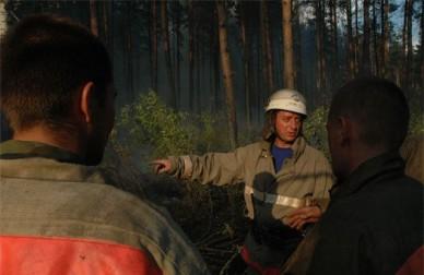 Воронежским добровольным пожарным понизят транспортный и земельный налоги