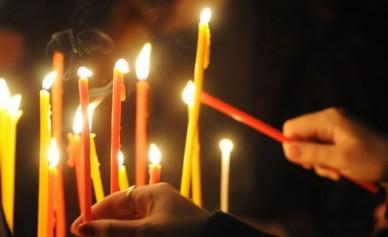 В Иерусалиме сошёл Благодатный огонь