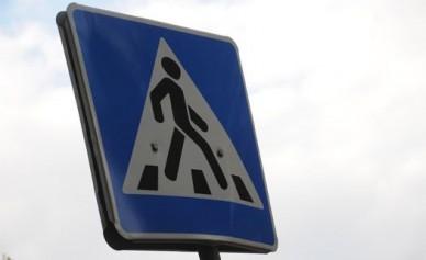 В Воронеже пешеход пострадал при столкновении двух ВАЗов