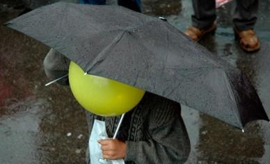 Синоптики обещают воронежцам дождливые выходные