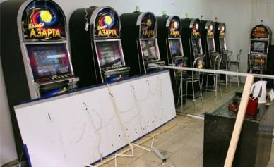 Воронежским полицейским удалось возбудить уголовное дело против казино