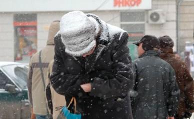 В Воронеже за неделю похолодает на 20 градусов
