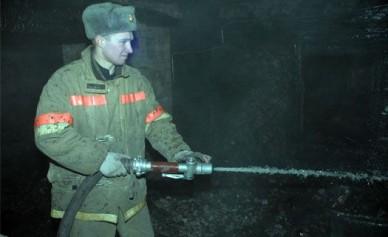 В Воронежской области на пожаре погибли супруги