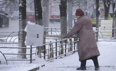 Синоптики: В Воронеже ожидается снежная неделя