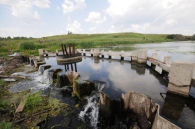 Река Битюг обмелела из-за плотины в Тамбовской области?