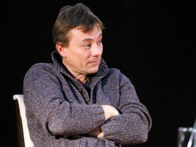 Актёр Олег Васильков рассказал в Воронеже, почему его героя убрали из «Ольги»